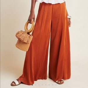 Maeve Shiloh Knit Wide Leg pants